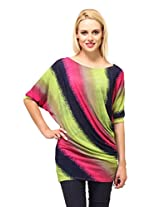 Suhi Womens Cotton Tops -Multi-Coloured -Free Size
