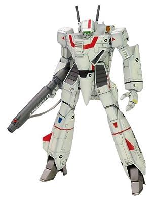 超時空要塞マクロス 1/100 VF-1J バトロイド 一条輝機 玩具