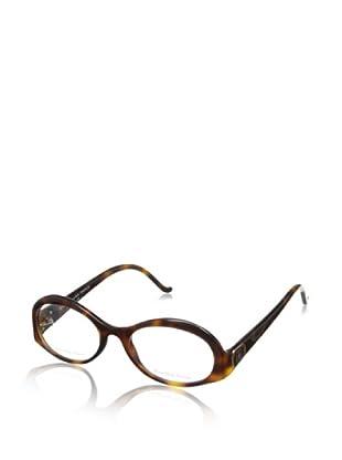Balenciaga Women's 0117 Eyeglasses, Havana