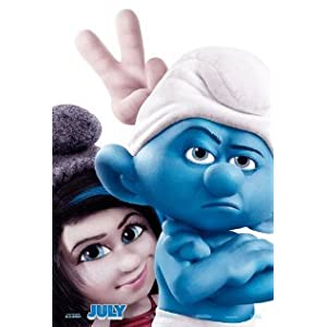 The Smurfs 2 (2013) | English [DVD]