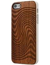 Marware Wood Series for iPhone 5S - Retail Packaging - Jetstream