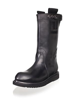 Rick Owens Women's Pull-On Boot (Black)