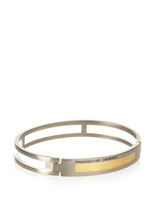 Porsche Design 750 Golden Titanium Bangle
