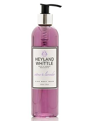 Heyland&Whittle Gel de Ducha Cítrico y Lavanda 300 ml