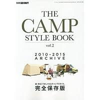 別冊 GO OUT THE CAMP STYLE BOOK 小さい表紙画像