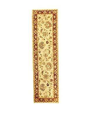 L'Eden del Tappeto Teppich Agra beige/braun 270t x t77 cm