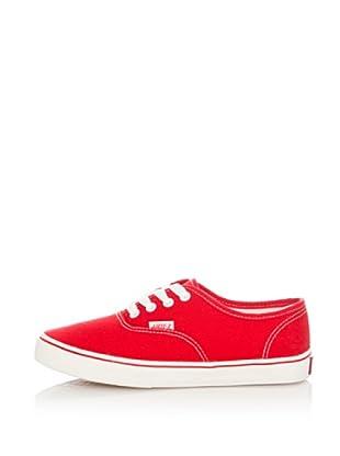 AndyZ Zapatillas Lona A8865 (Rojo)
