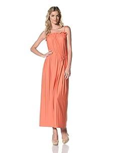 Susana Monaco Women's Mila Dress (apricot)