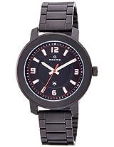 Maxima Analog Black Dial Men's Watch - 35562CMGB