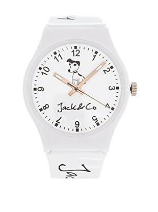 Jack&Co Orologio Bianco