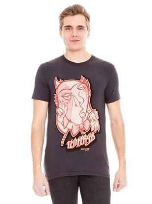 Unitryb Camiseta Manga Corta (Gris Oscuro)