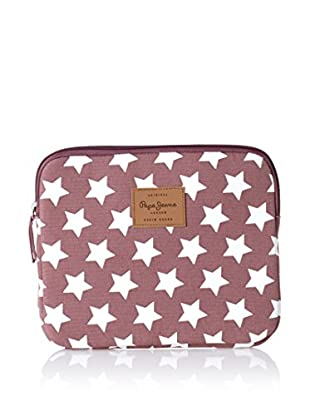Pepe Jeans London Funda Start Ipad Rosa Oscuro