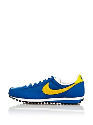 Nike Zapatillas Elite (Gs) (Azul / Amarillo)