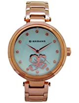 Giordano Analog Mother of Pearl Dial Women's Watch - A2008-55
