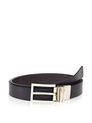 Calvin Klein Men's Reversible Belt (Black/brown)