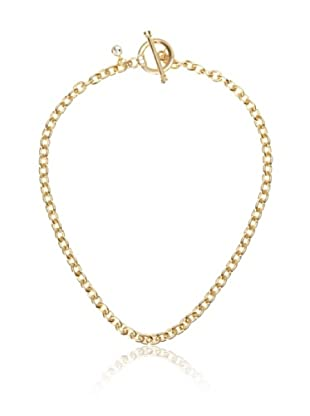 Judith Leiber Toggle Link Necklace