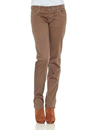 US Polo Assn Pantalón 5 bolsillos (Marrón)