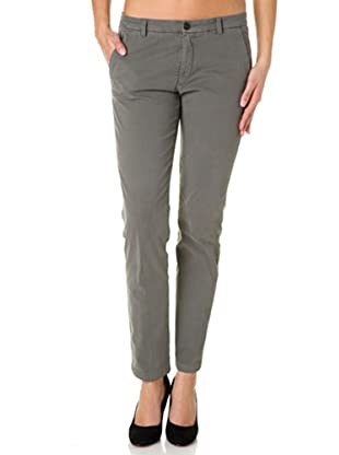 7 for all Mankind Chino Roxanne Cotton Drill (Khaki)