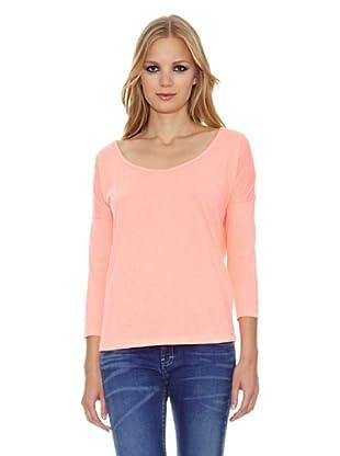 Lois Camiseta Patricia (Naranja)
