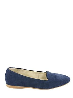 Eye Shoes Sleepers (Azul Oscuro)