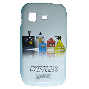 Angry Birds Hard Shell Back Case Cover for Samsung Galaxy Pocket S5300 (gz213955)