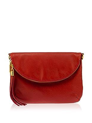 Lisa Minardi Bolso de mano  Rojo