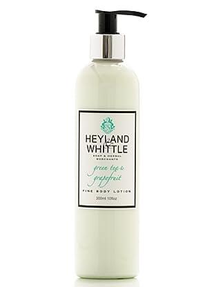 Heyland&Whittle Crema Cuerpo Té Verde y Pomelo 300 ml