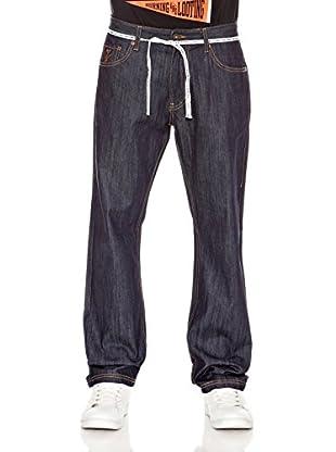 Grimey Wear Pantalón Denim Classic (Azul)