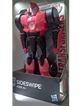 Transformsers Sideswipe Figure (Scans Into Transformers Live)