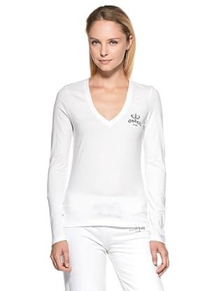 Datch Gym Camiseta Hayley (Blanco)