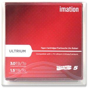 【クリックで詳細表示】イメーション Ultrium LTO5テープカートリッジ 1.5TB/3.0TB LTO ULTRIUM 5: パソコン・周辺機器