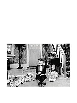 Your Living Room seller living Leinwandbild Charlie Chaplin, Tiger