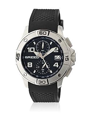 Breed Reloj con movimiento cuarzo japonés Brd5803 Negro 42  mm