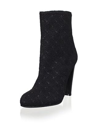 Missoni Women's Bootie (Solid Black)