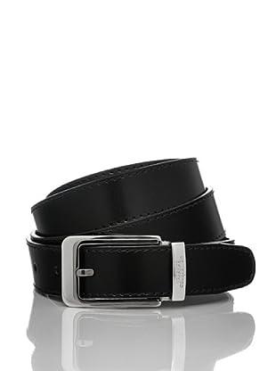 Versace Collection Cinturón Gioacchino (Negro)