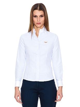 Spagnolo Camisa Oxford Diva (Celeste)