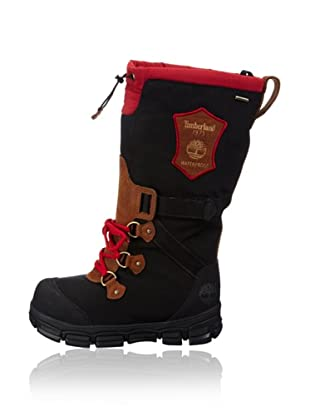 Timberland Stiefel Ek Stratin (Schwarz (Black with Red))