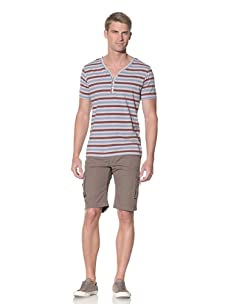 Rhythm Men's Logman Knit Top (Port)