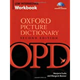 Oxford Picture Dictionary Low Intermediate WorkbookMarjorie Fuchs�ɂ��