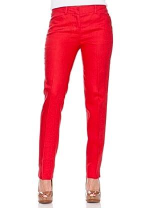 Caramelo Pantalón Ines (Rojo)