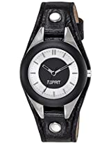 Esprit Analog Black Dial Women's Watch - ES106042001-N