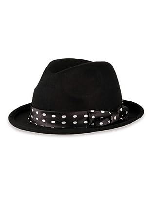 BERETT Sombrero Invierno Scarface (negro)