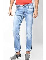 Blue Regular Fit Jeans (Holborne) Pepe Jeans
