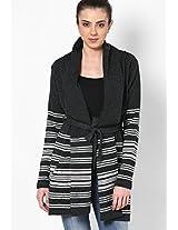 Grey Full Sleeve Jacket