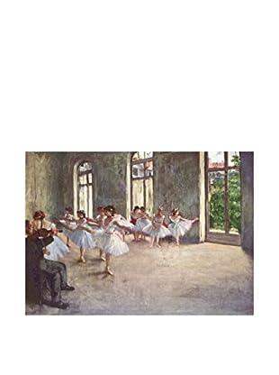 Legendarte Leinwandbild Prova Di Balletto
