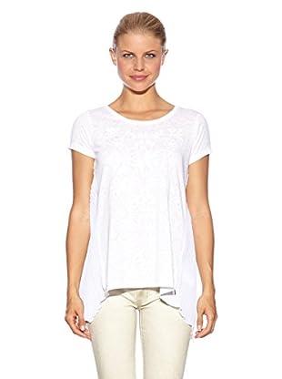 Anna Scott Camiseta Flex (Blanco)