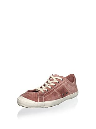 n.d.c. made by hand Women's Plims Low Softy Sneaker (Rose)