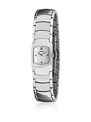 SEIKO Reloj con movimiento cuarzo japonés Woman 70027 20 mm