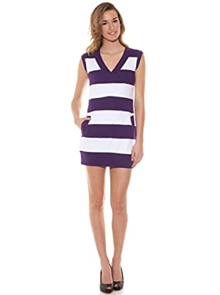HHG Vestido Cebra (Violeta)