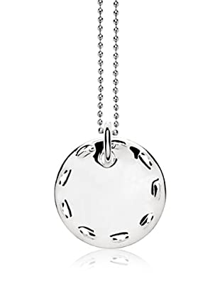 Marc O´Polo Halskette Silber Plättchen